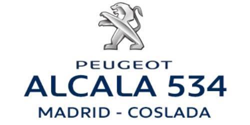 Logotipo Alcalá 534