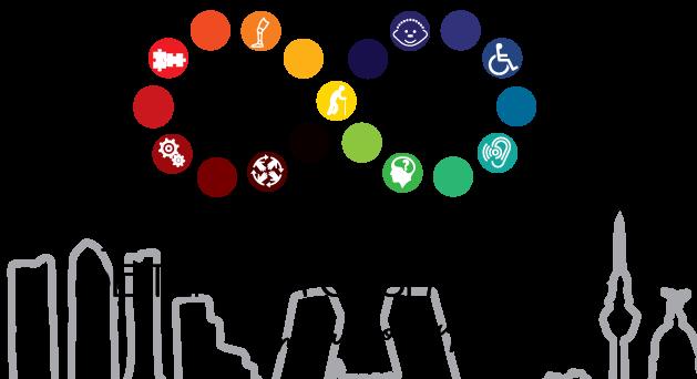 Logotipo del I Congreso Estatal de Terapia Ocupacional