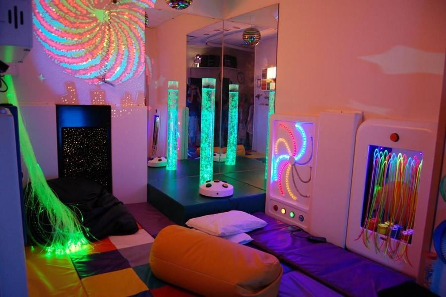 Sala de estimulación sensorial